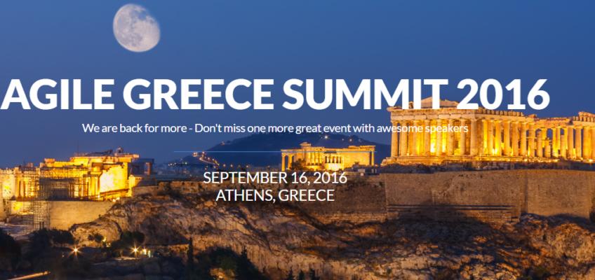 Agile Coaching Serbia na Agile samitu u Atini
