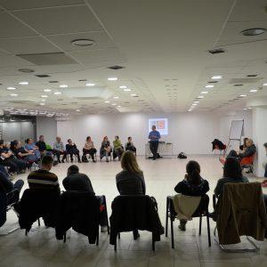 What is coaching in agile- Meetup @ Danulabs