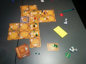 escape board game