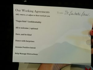 work agreements