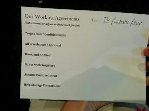 work agreements