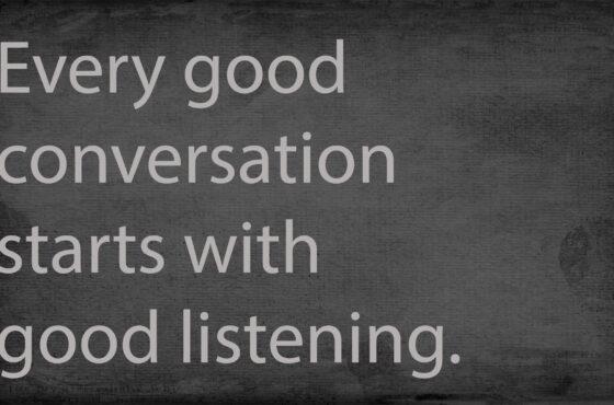 Aktivno slušanje kao alat za Scrum Master-a